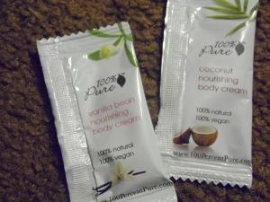 100% Pure Nourishing Body Cream