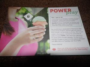 Birchbox Powerplay